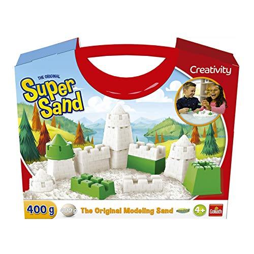 Goliath - Super Sand Creativity - Loisir créatif - à partir de 4 ans - Jeu de sable à modeler