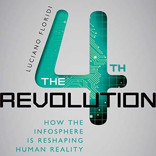 The 4th Revolution audiobook cover art