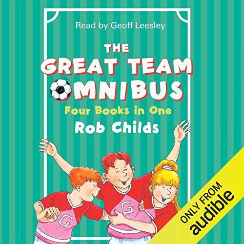 The Great Team Omnibus audiobook cover art