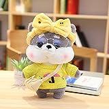 30cm Kawaii Shiba Inu Plush Toy Stuffed Animals Plushie Corgi Cute Dress Up Dog Toys for Girls Kids Birthday Christmas Gifts 13