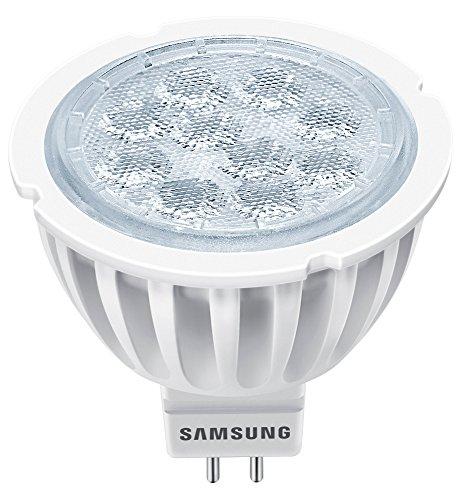 Samsung LED Lampe MR16 GU5.3 5 W / 340 lm / 4000 K / 40 Grad SI-M8T06SAD0EU