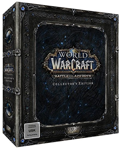World of Warcraft: Battle of Azeroth CE