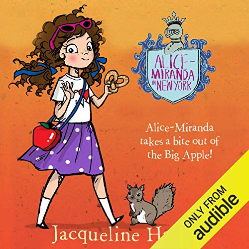Alice-Miranda in New York cover art