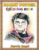 Harry Potter Coloring Book: For Kids and Adults