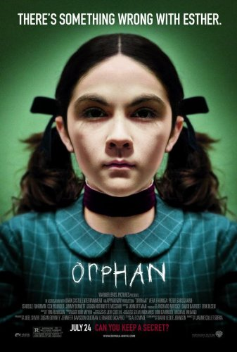ORPHAN 11.5x17 INCH MOVIE POSTER