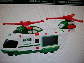 2011 Hess Mini helicopter by Hess