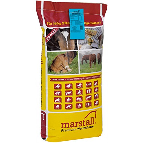 marstall Premium-Pferdefutter Fohlen-Milchpulver, 1er Pack (1 x 20 kilograms)