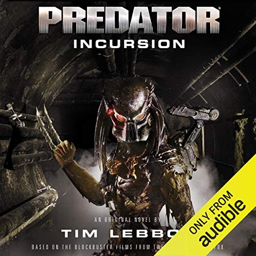 Predator: Incursion cover art