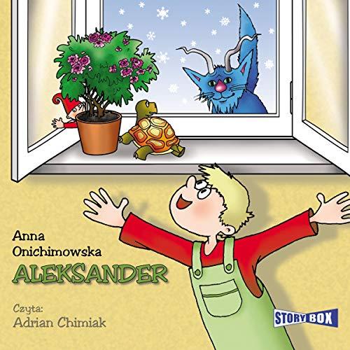 Aleksander audiobook cover art