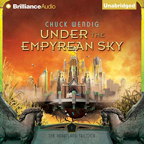 Under the Empyrean Sky cover art