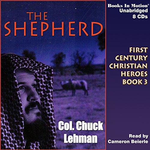 The Shepherd audiobook cover art