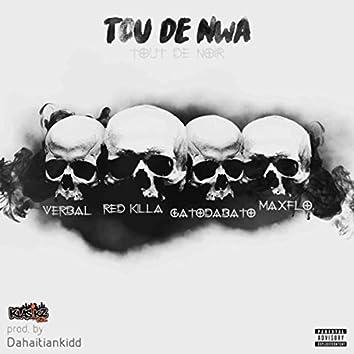 Tout De Nwa (feat. Redkilla & Gato da Bato)