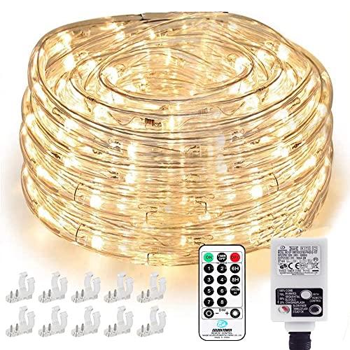 Nurkoo Nurkoo 10m LED Lichtschlauch, 240 Bild