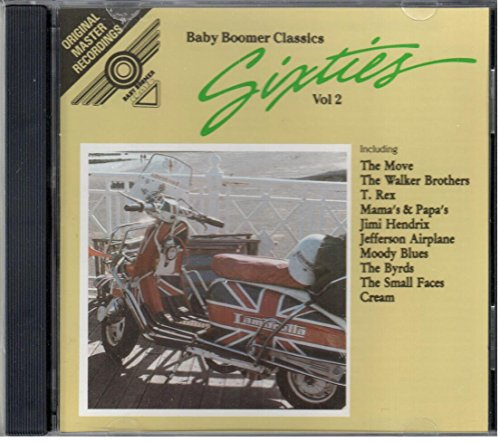 Move, Small Faces, Walker Brothers, Fortunes, Cream, Blind Faith.. [Import anglais]