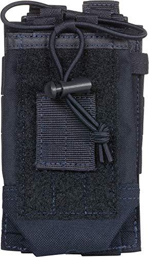 5.11 Bolsa para radio compatible con 5.11 bolsas/paquetes/Duffels, estilo 58718, azul marino oscuro