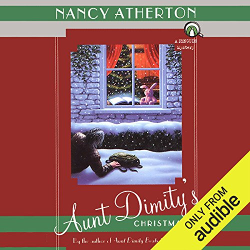 Aunt Dimity's Christmas cover art