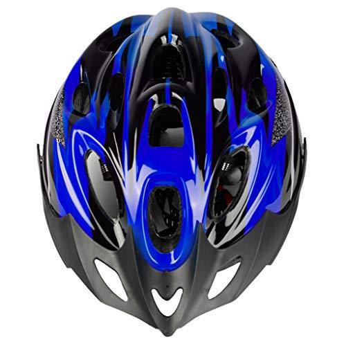Blingko Fahrradsattel für Damen Herren Kinder mit überzug & Installationstool Fahrradsitz Fahrrad Sattel für Mountainbikes, Rennräder, MTB, Trekkingräder Wasserdicht (Blau)