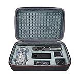 Funda para cámara de acción Insta360 One X Box Accesorios de Almacenamiento a Prueba de Golpes, Color Black(Upgrade)