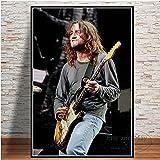 Amrzxz Rompecabezas 1000 Piezas『Famoso Cantante Masculino, Chris Cornell』Puzzle Creativo Juguete Educativo