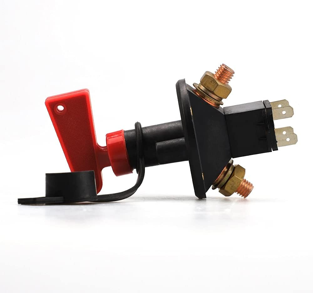 Universal Max 66% OFF 12 24V 4 security Terminals Iso Isolator Main Battery Power