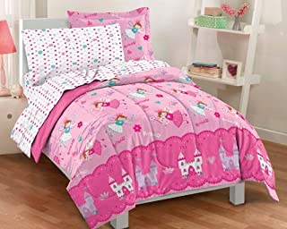 Dream Factory Magical Princess Ultra Soft Microfiber...