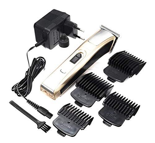 Tech_Kemei KM-5017 Rechargeable Professional Hair Trimmer For Men, Women (Multicolour)
