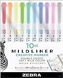 Zebra Pen Mildliners high school graduation gift example
