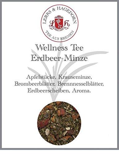 Wellness Tee Erdbeer-Minze 1kg