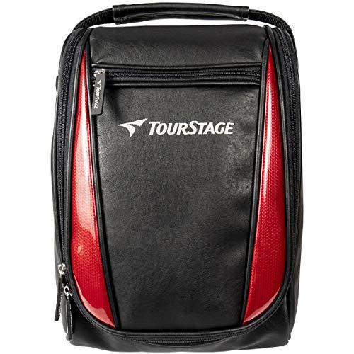 ツアーステージ(TOUR STAGE) シューズバッグ TS-SC0418 レッド