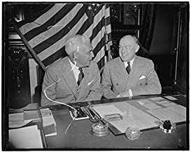 HistoricalFindings Photo: Harry H. Woodring,United States Secretary of War,American Politician