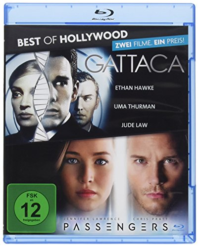 Gattaca / Passengers - Best of Hollywood/2 Movie Collector's Pack [Blu-ray]