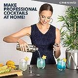 Zoom IMG-2 cresimo kit cocktail shaker professionale