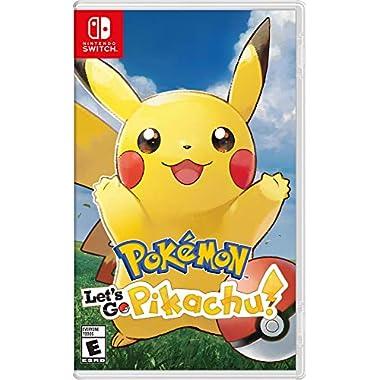 Pokémon: Let's Go, Pikachu! (Switch)  - Nintendo Switch [Digital Code]