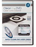 CLEANDR DVD LSR LENS CLNR
