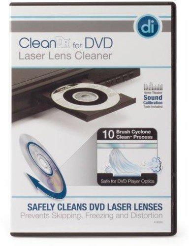 Digital Innovations 4190200 CleanDr for DVD Laser Lens Cleaner