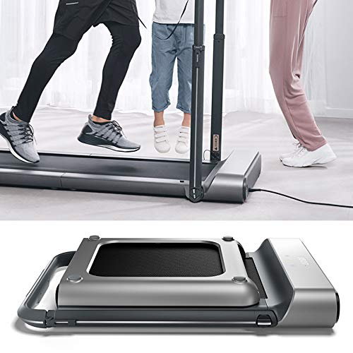 Syfinee Folding Treadmill, R1 PRO Running Walking Machine with Remote Feet & App Control, Motorised Treadmill with Adjustable Speed 0.5-10km/h Home Office Supplies Treadmills for Home Office