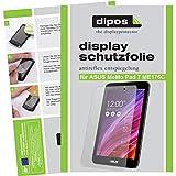 dipos I 3X Schutzfolie matt kompatibel mit ASUS MeMo Pad 7 (ME176C) Folie Bildschirmschutzfolie