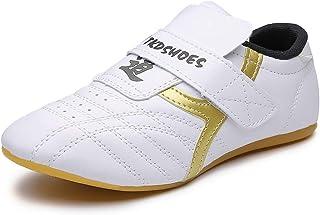 Art Taekwondo Shoes Light Weight Boxing Karate Kung Fu Tai Chi Sneakers