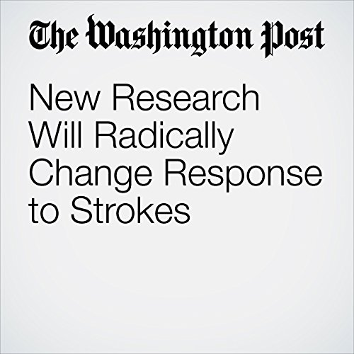 New Research Will Radically Change Response to Strokes copertina