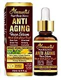 AMRUSOAL 24k Gold Dust Anti Aging Face Serum   Active Anti-wrinkle Collagen Serum   Vitamin C serum -15ml