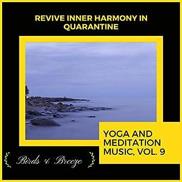 Revive Inner Harmony In Quarantine - Yoga And Meditation Music, Vol. 9