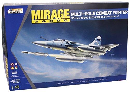 Kinetic K48042 - Mirage 2000C Multi-Role Combat Fighter Flugzeug