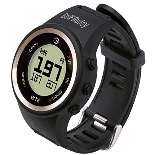 GolfBuddy Wt6 Montre GPS de Golf