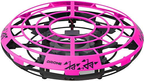 Sky Rider DR159 Satellite Obstacle Avoidance Drone (Pink)