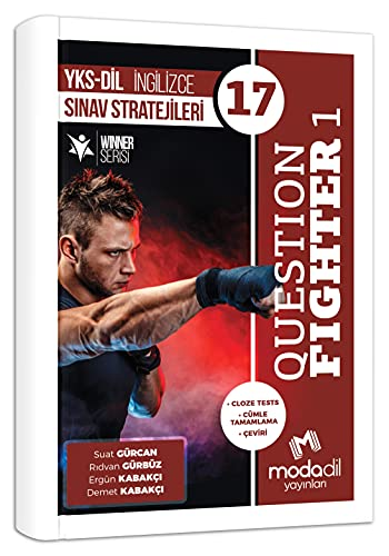 YKS- DİL İngilizce Sınav Stratejileri 17: Questıon Fighter 1