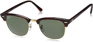 RB3016 Clubmaster Sunglasses/Eyewear Tortoise Size 49mm