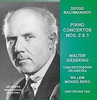 Mengelberg Conducts Rachmanino