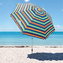 Tommy Bahama Beach Umbrella 2020 Stripes