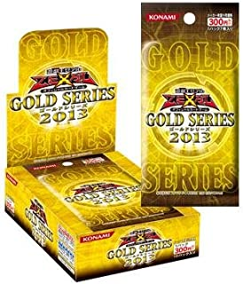 Konami Yu-Gi-Oh! Zexal OCG Gold Series 2013 (10packs)