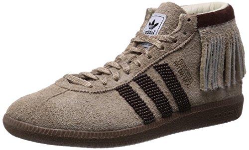 Adidas NH BW MOC Schuhe Sneaker Neu (9, stcark/staubu/gum5)